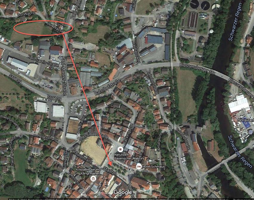 Screenshot ©google maps